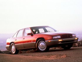 Ver foto 2 de Buick Gran Sport Sedan 1995