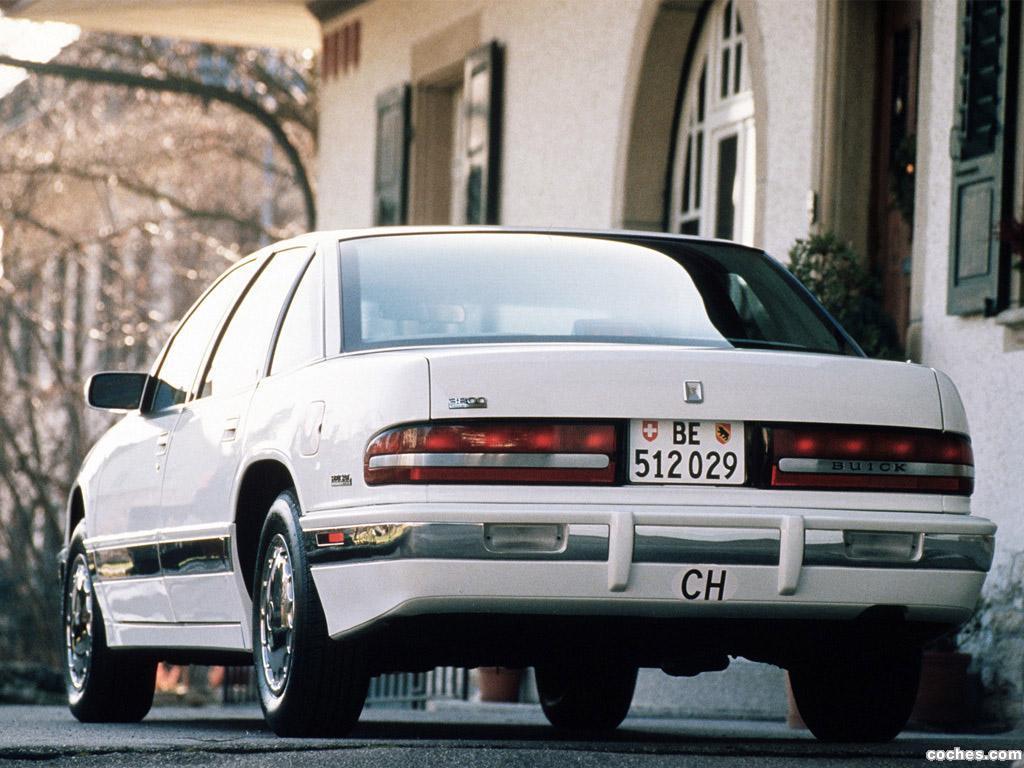 Foto 2 de Buick Regal Sedan 1990