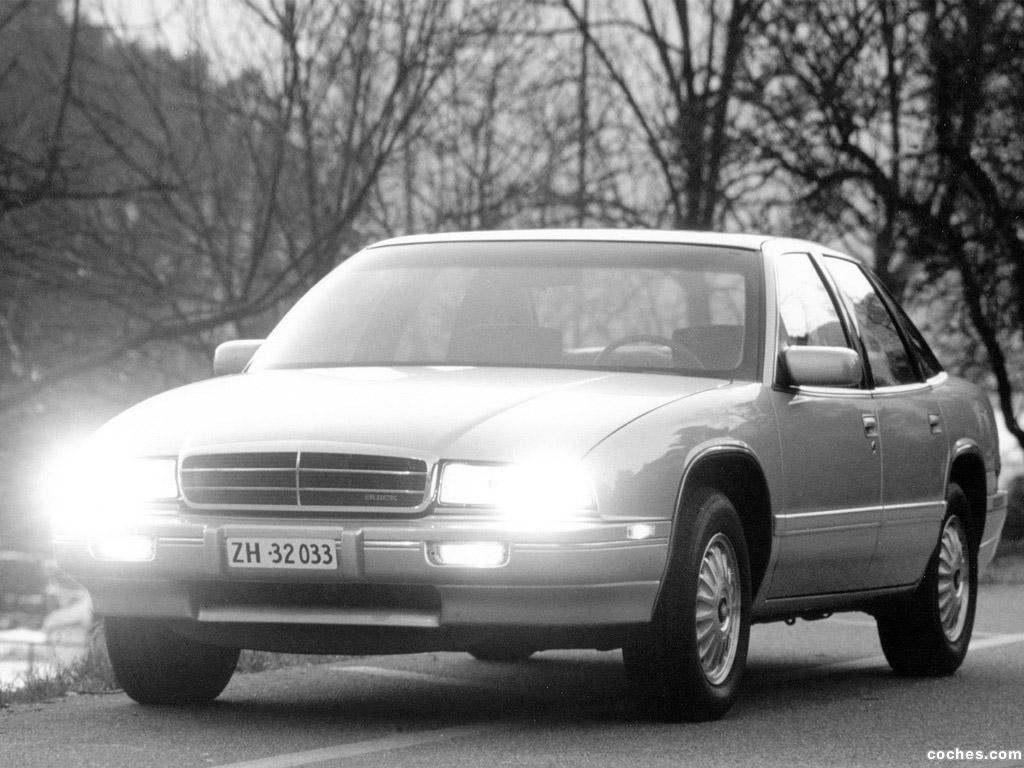 Foto 1 de Buick Regal Sedan 1990