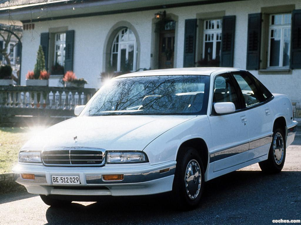 Foto 0 de Buick Regal Sedan 1990