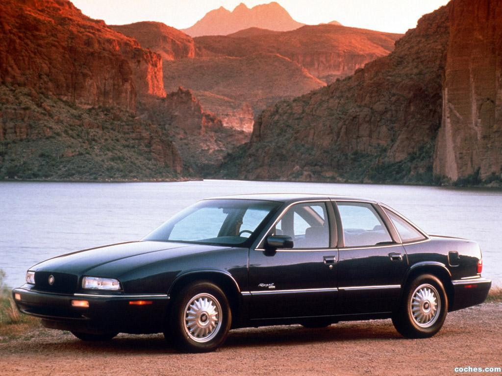 Foto 0 de Buick Regal Sedan 1995