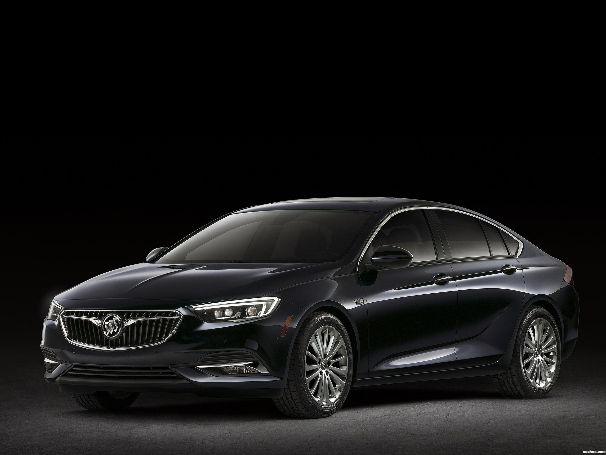 Foto 0 de Buick Regal Sportback USA 2017
