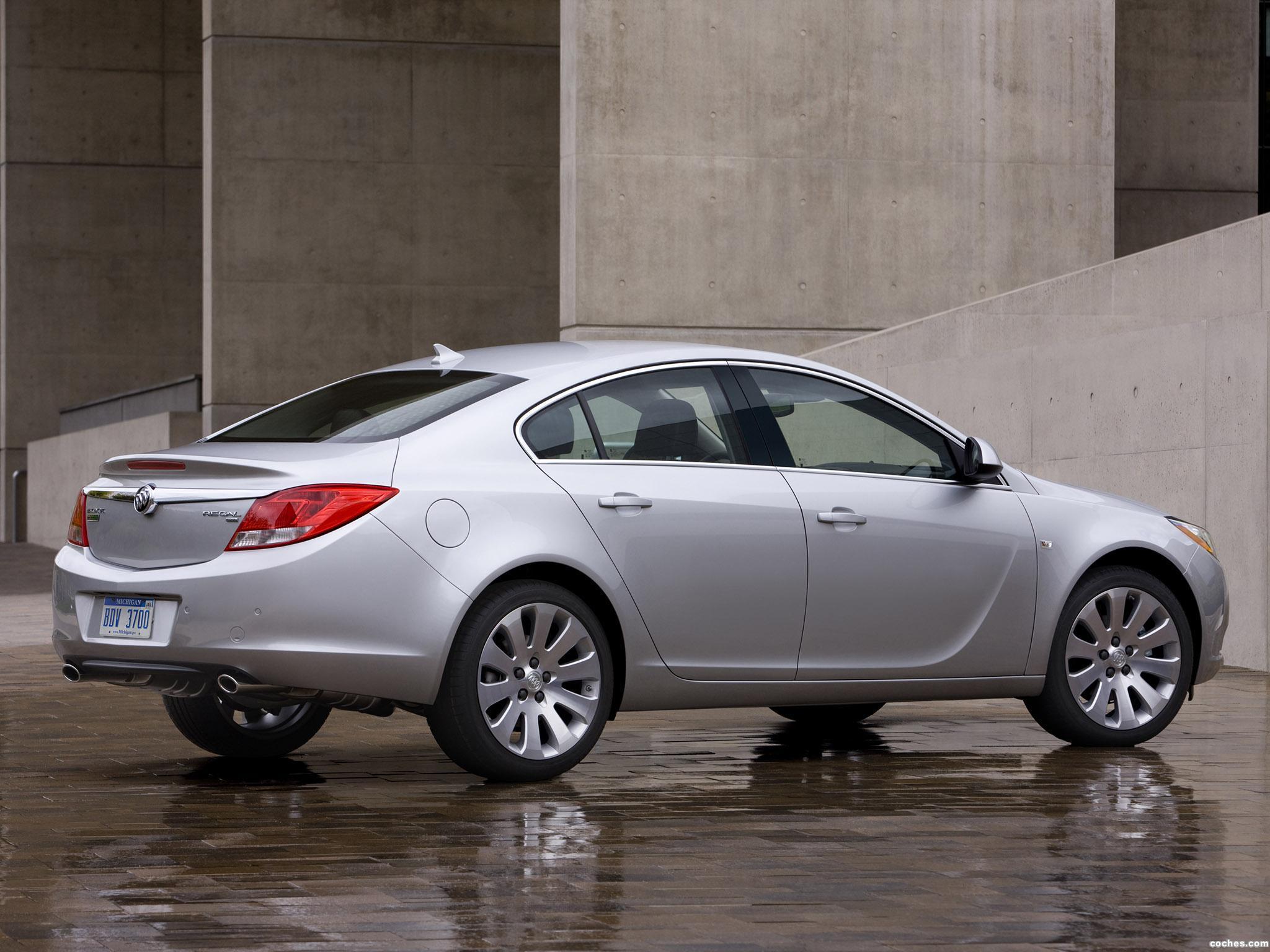 Foto 5 de Buick Regal USA 2010