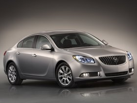 Ver foto 1 de Buick Regal eAssist 2011