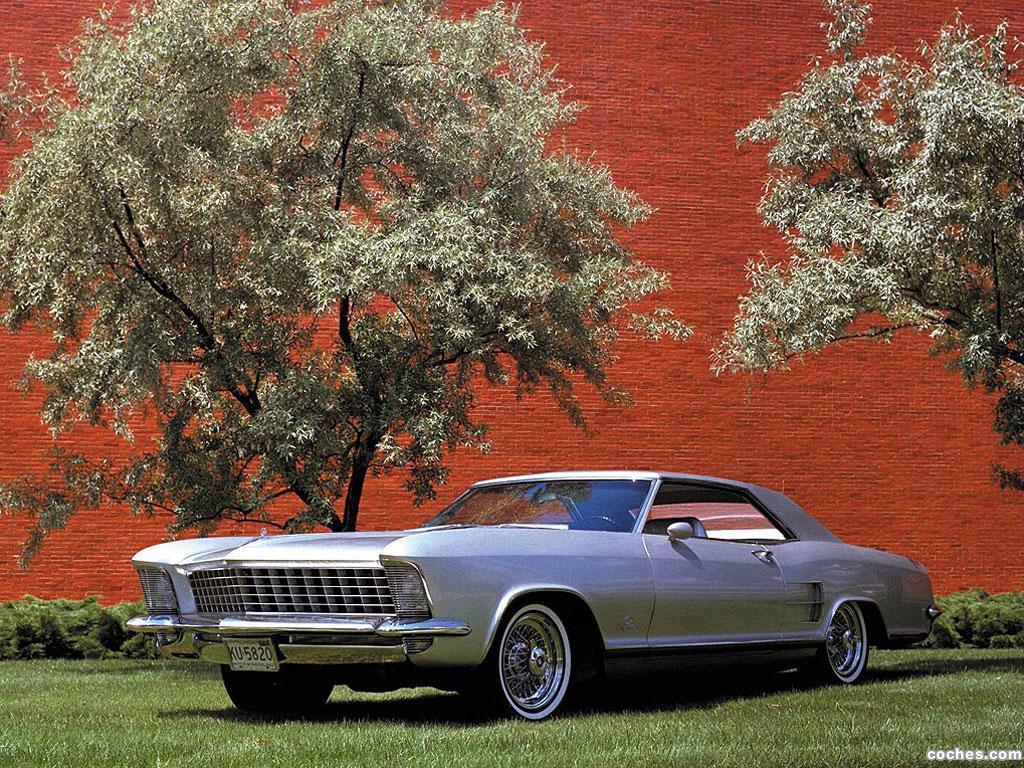 Foto 0 de Buick Riviera 1963