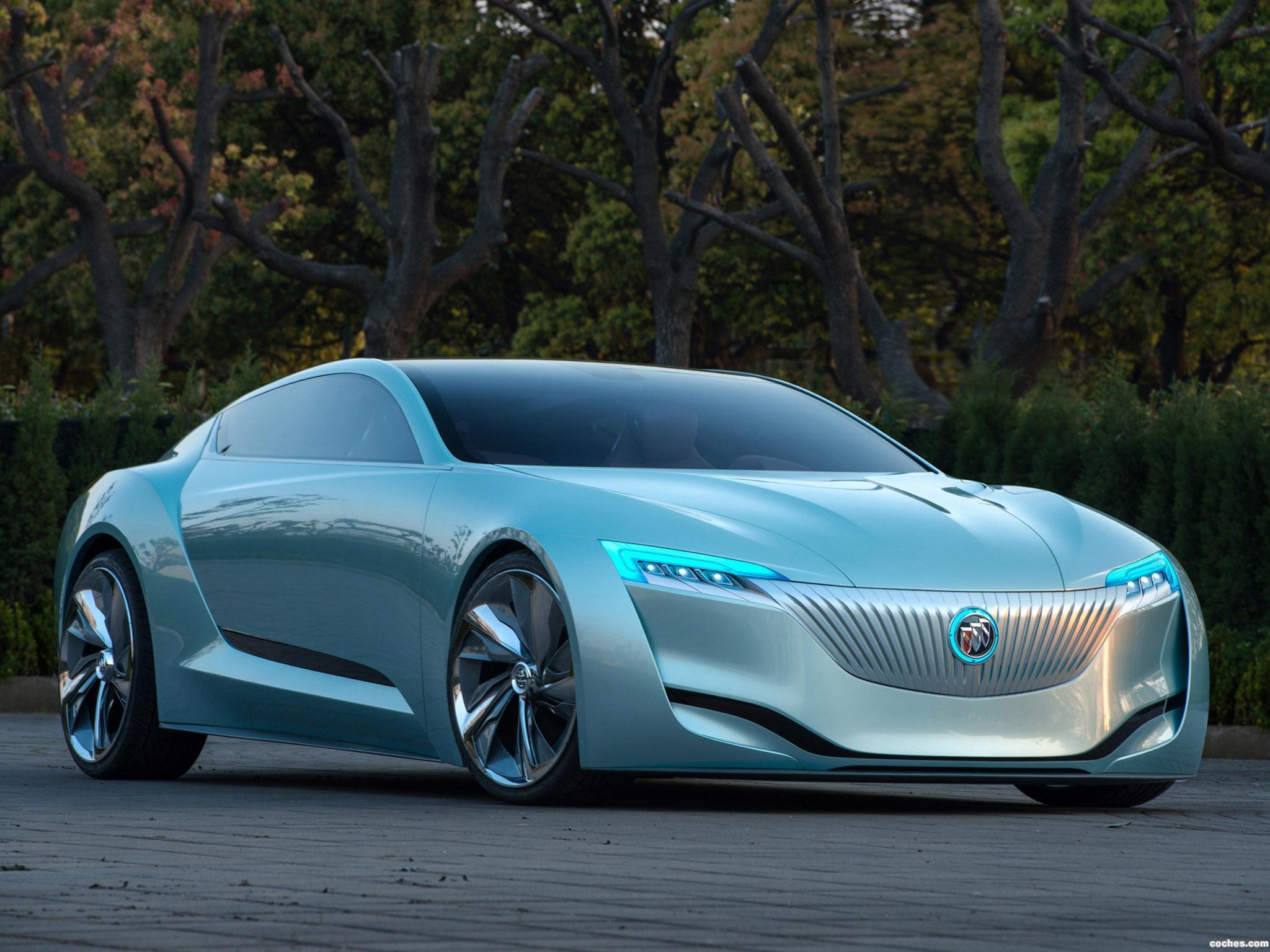 Foto 0 de Buick Riviera Concept 2013