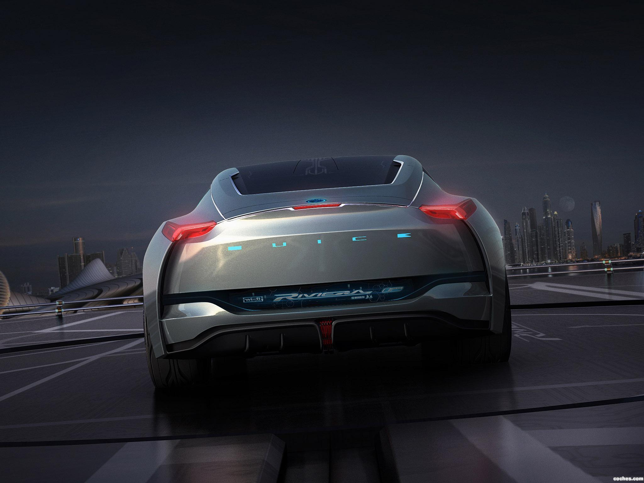 Foto 25 de Buick Riviera Concept 2013