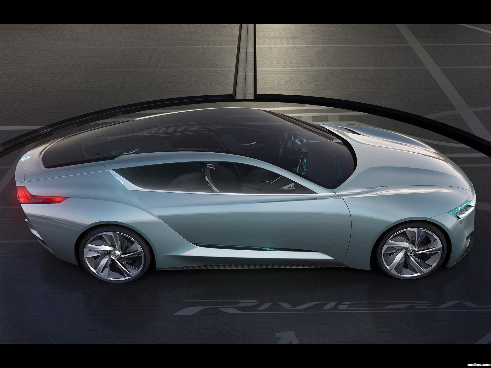 Foto 21 de Buick Riviera Concept 2013