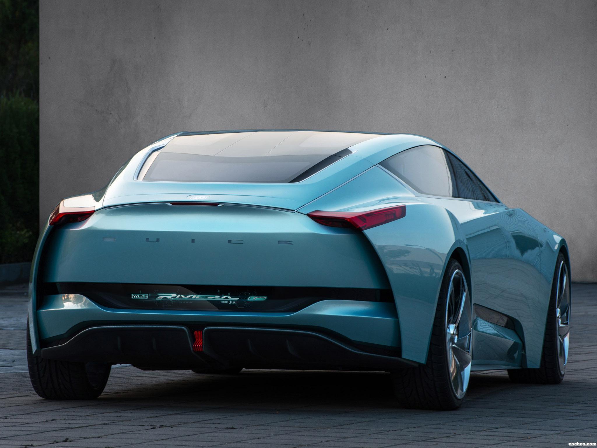 Foto 19 de Buick Riviera Concept 2013