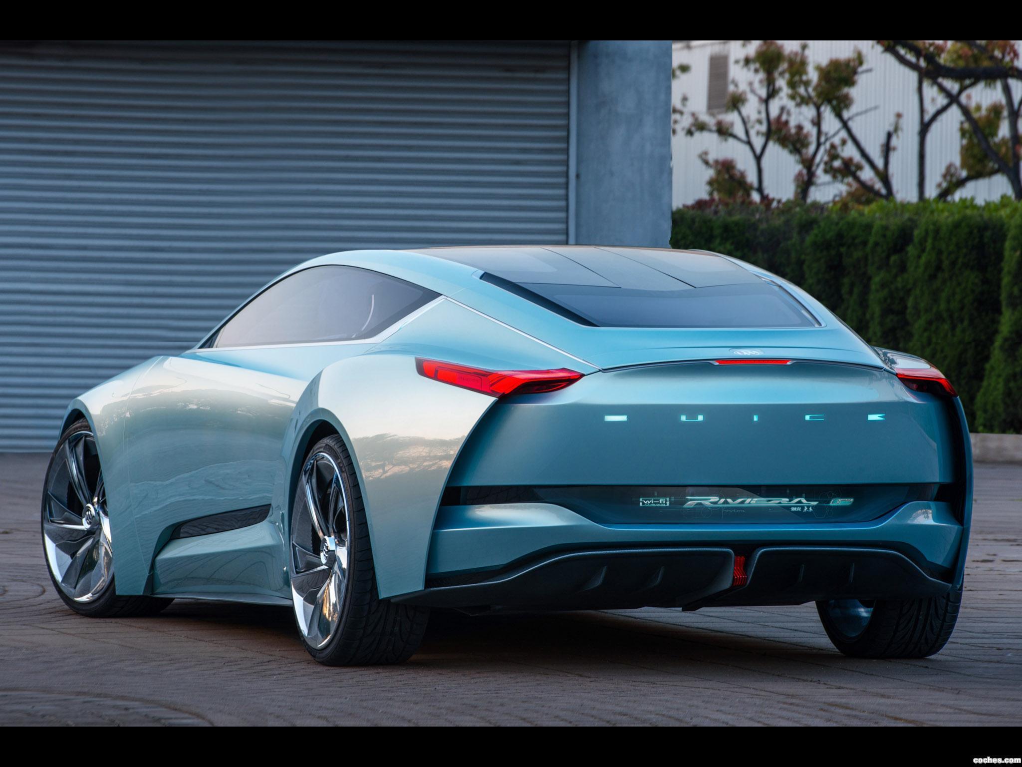 Foto 16 de Buick Riviera Concept 2013