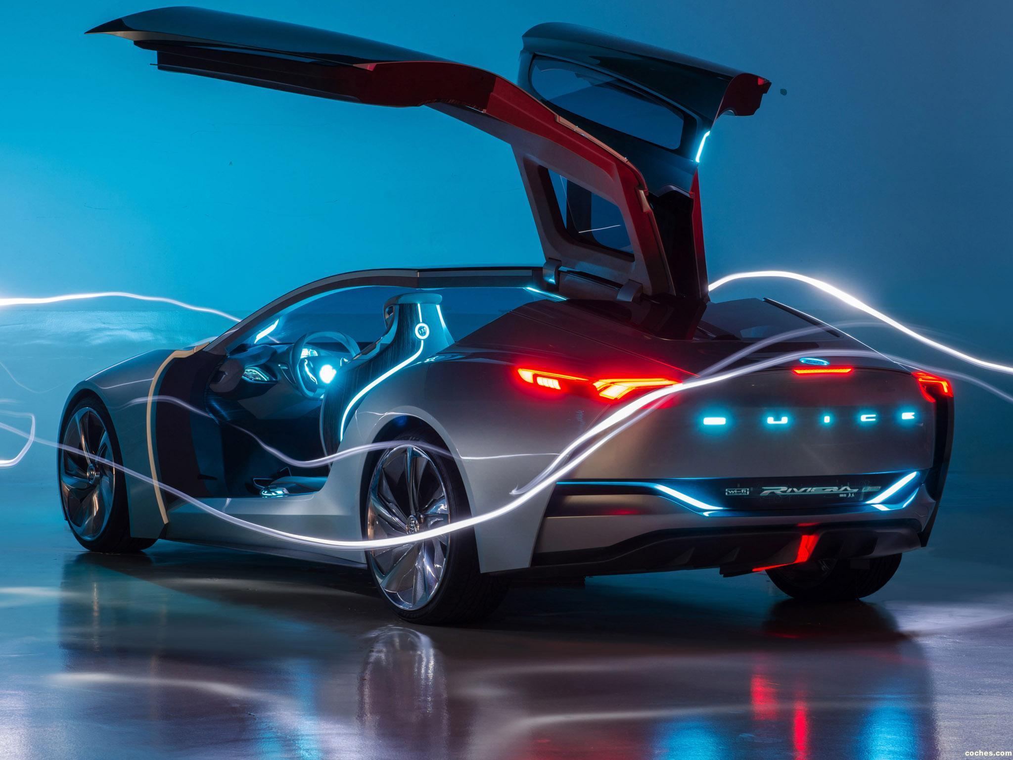 Foto 15 de Buick Riviera Concept 2013