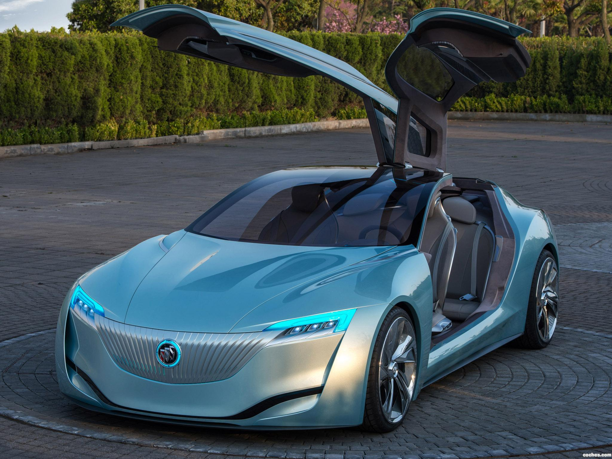 Foto 10 de Buick Riviera Concept 2013