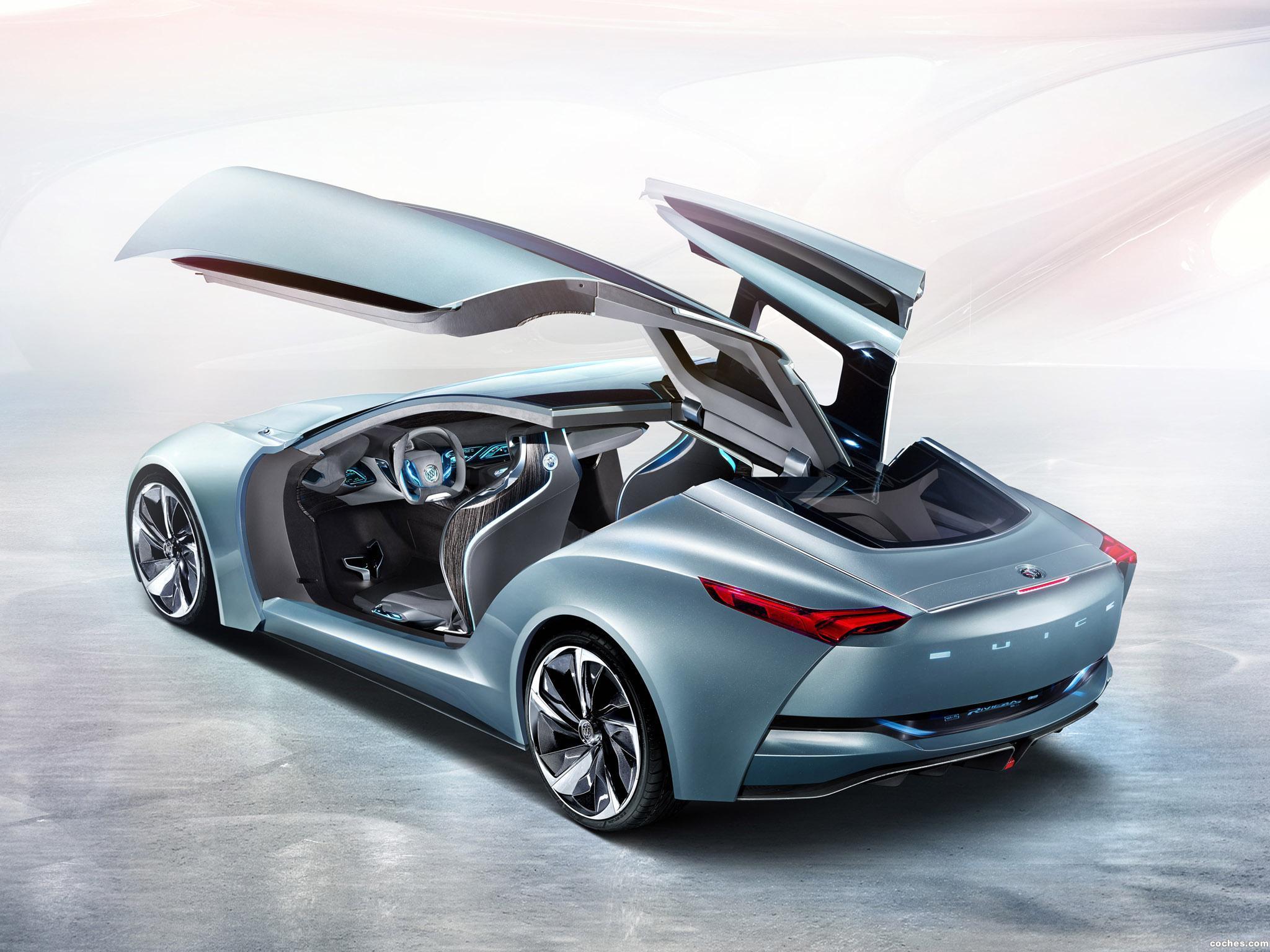 Foto 6 de Buick Riviera Concept 2013