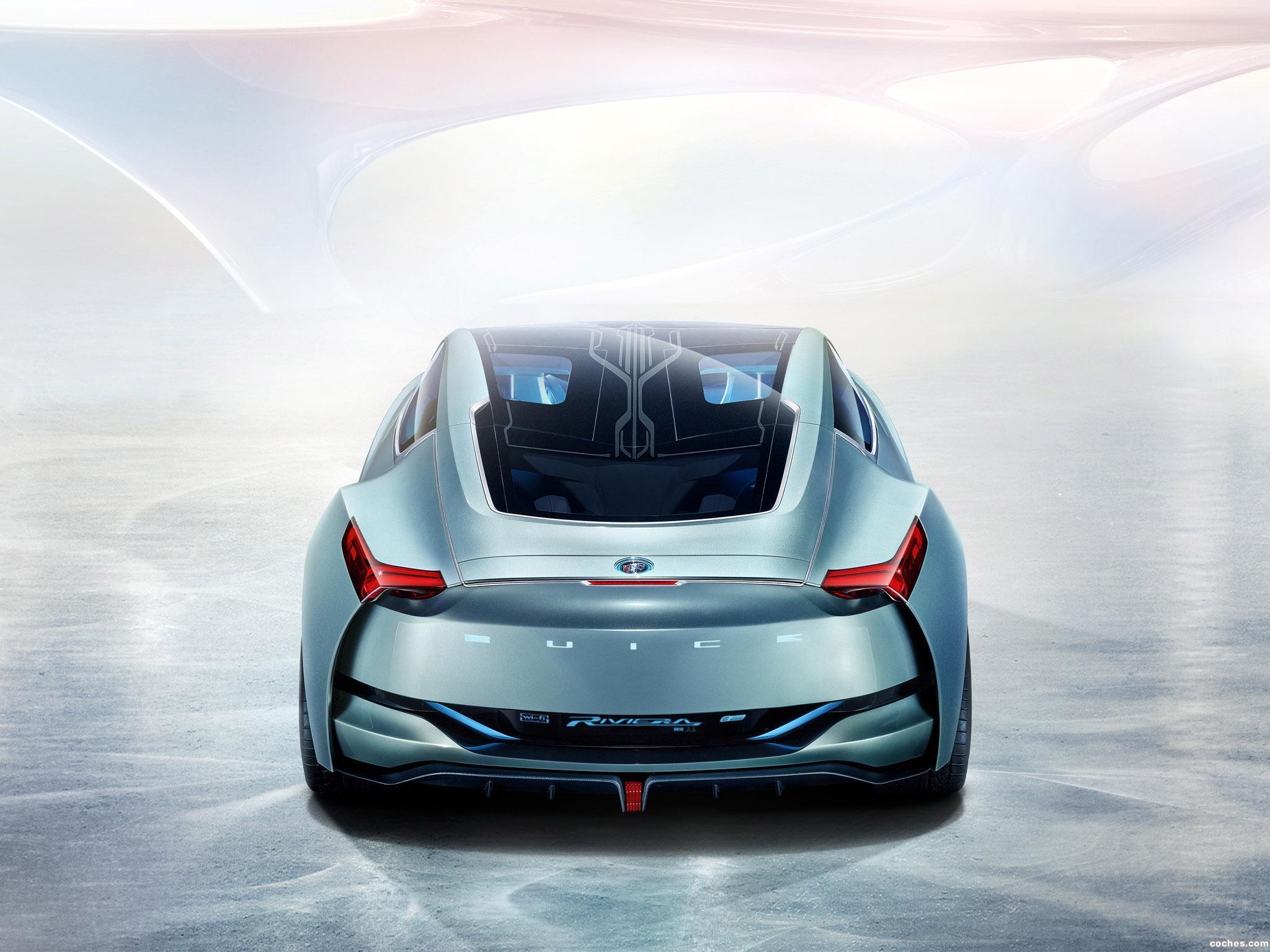 Foto 3 de Buick Riviera Concept 2013
