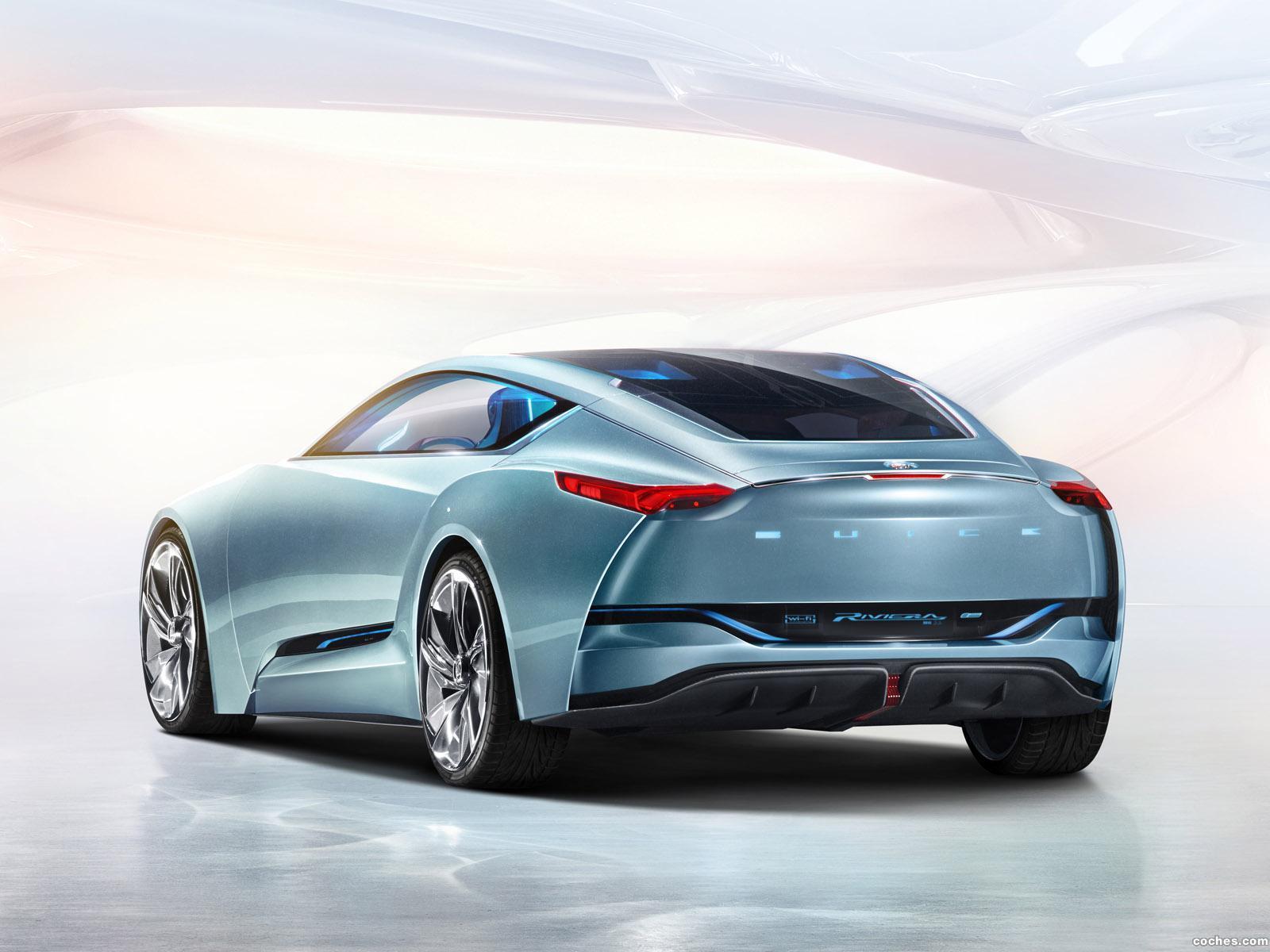 Foto 2 de Buick Riviera Concept 2013