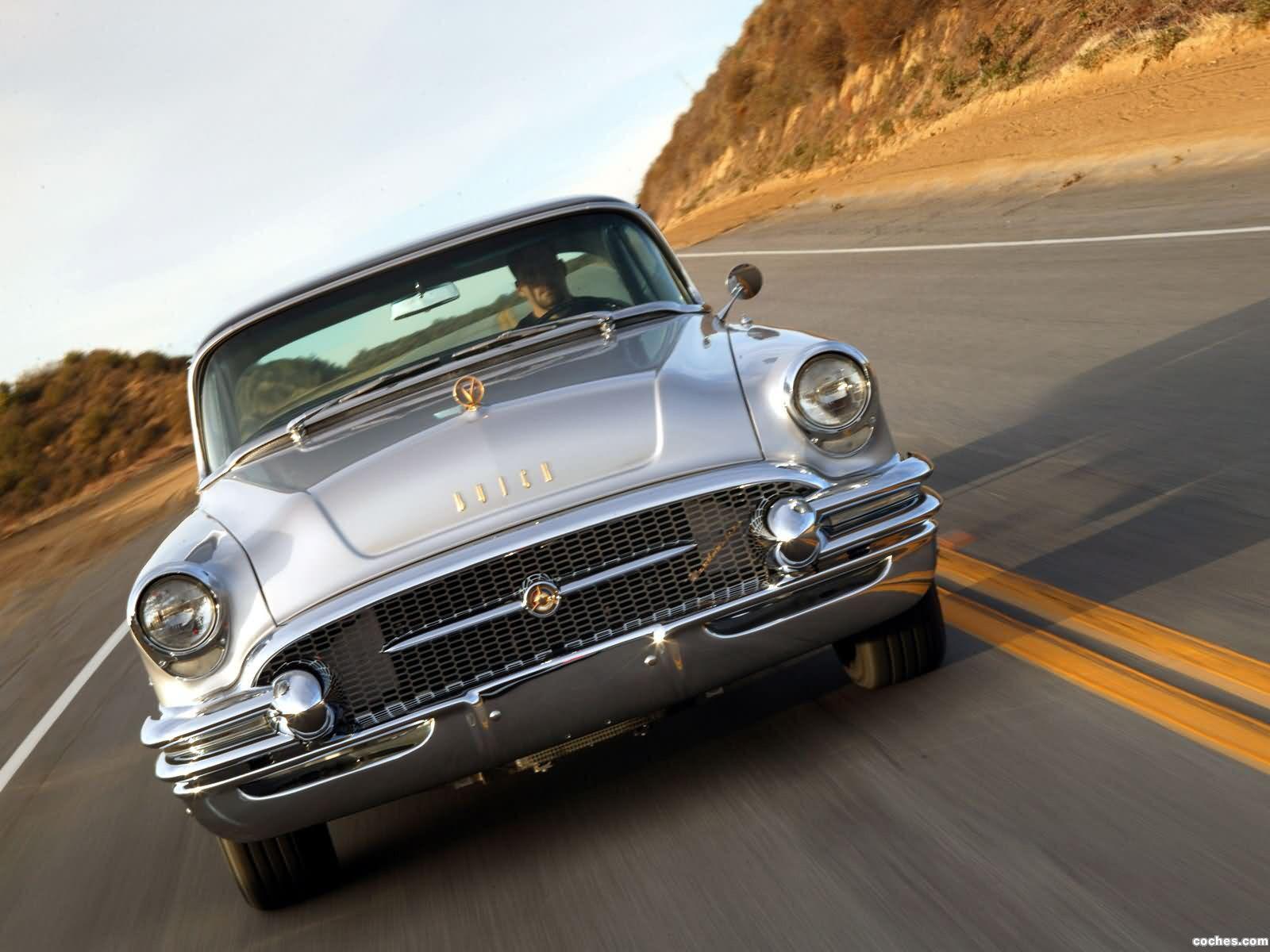 Foto 5 de Buick Roadmaster 1955