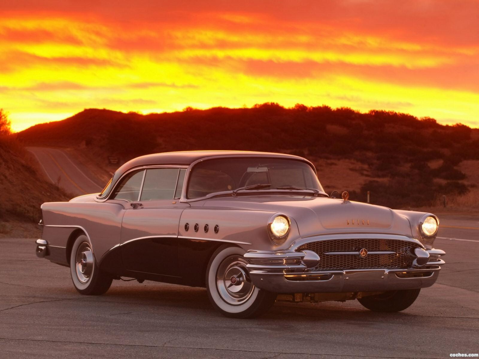 Foto 3 de Buick Roadmaster 1955