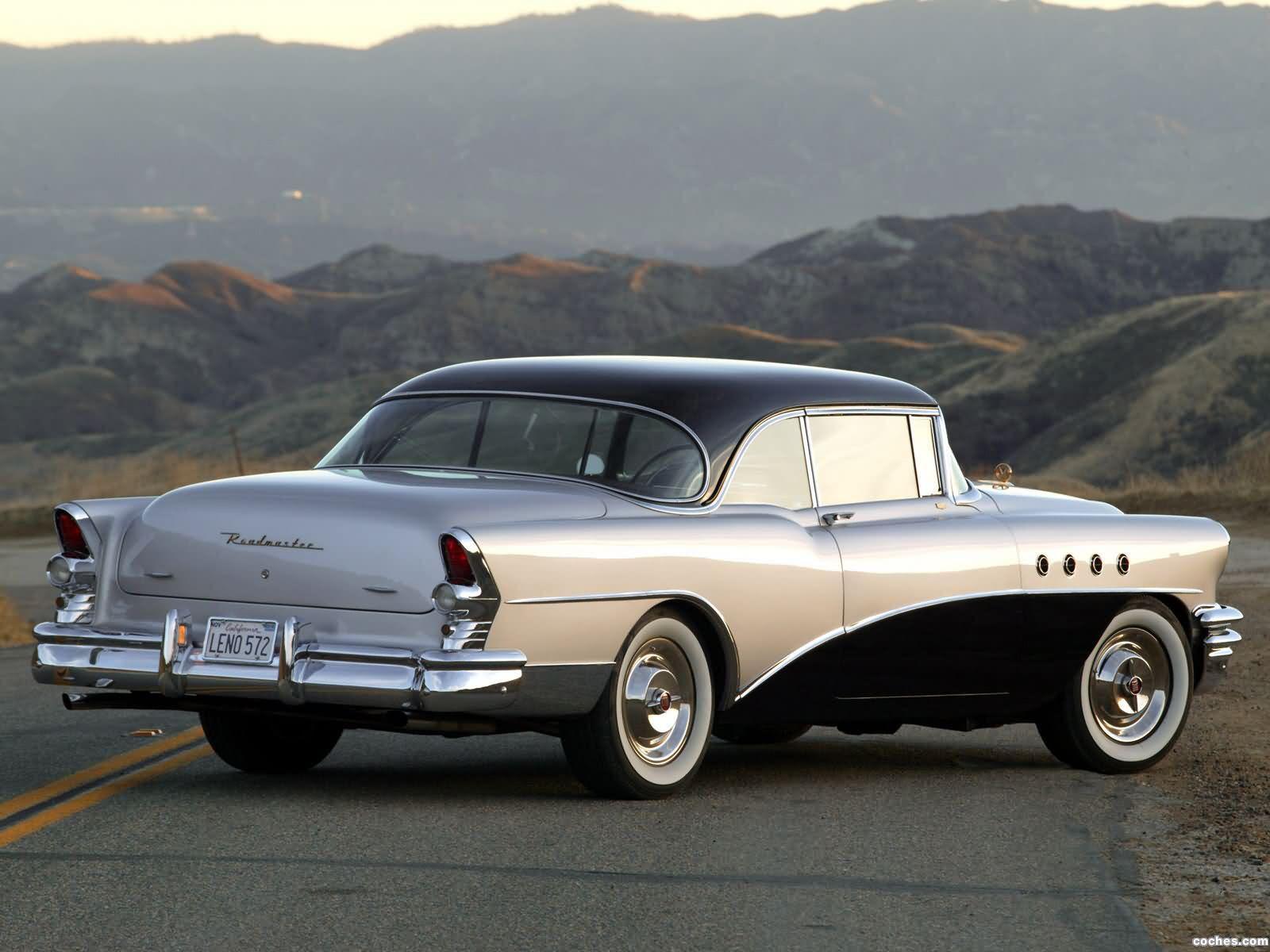 Foto 2 de Buick Roadmaster 1955