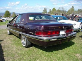 Ver foto 3 de Buick Roadmaster 1992