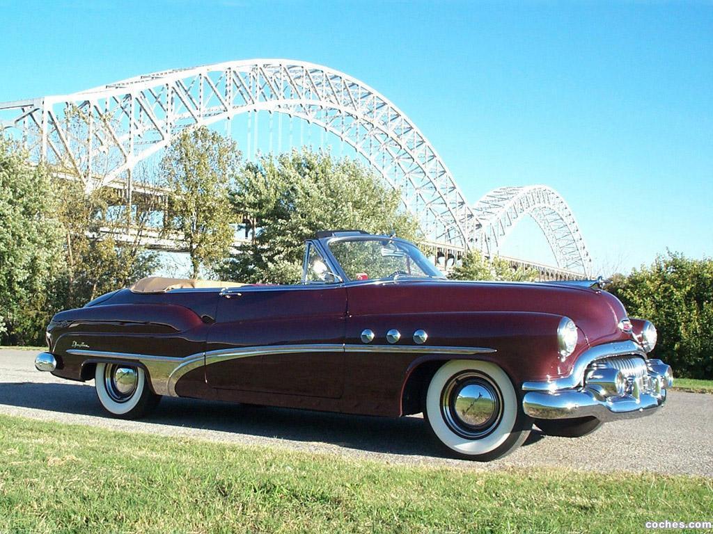 Foto 0 de Buick Roadmaster Convertible 1942