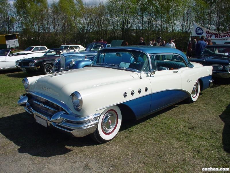Foto 0 de Buick Roadmaster Super 1955