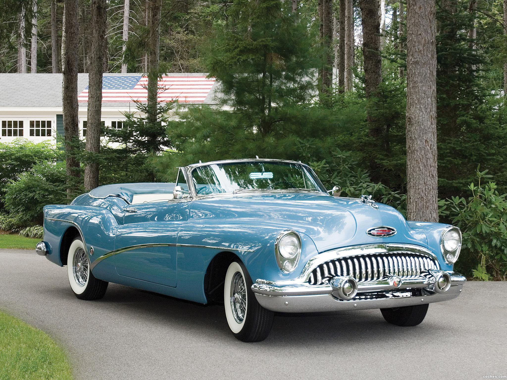 Foto 0 de Buick Skylark 1953
