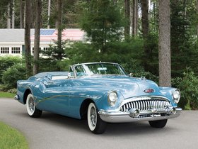 Fotos de Buick Skylark 1953