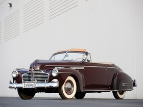 Fotos de Buick Super Convertible 56C 1941