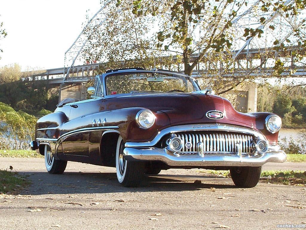 Foto 0 de Buick Super Deluxe Convertible 1951
