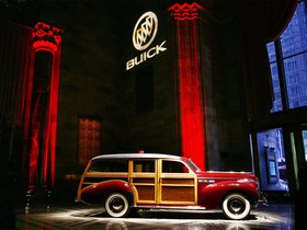 Ver foto 2 de Buick Super Estate Wagon 1940