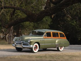 Ver foto 1 de Buick Super Estate Wagon 1949