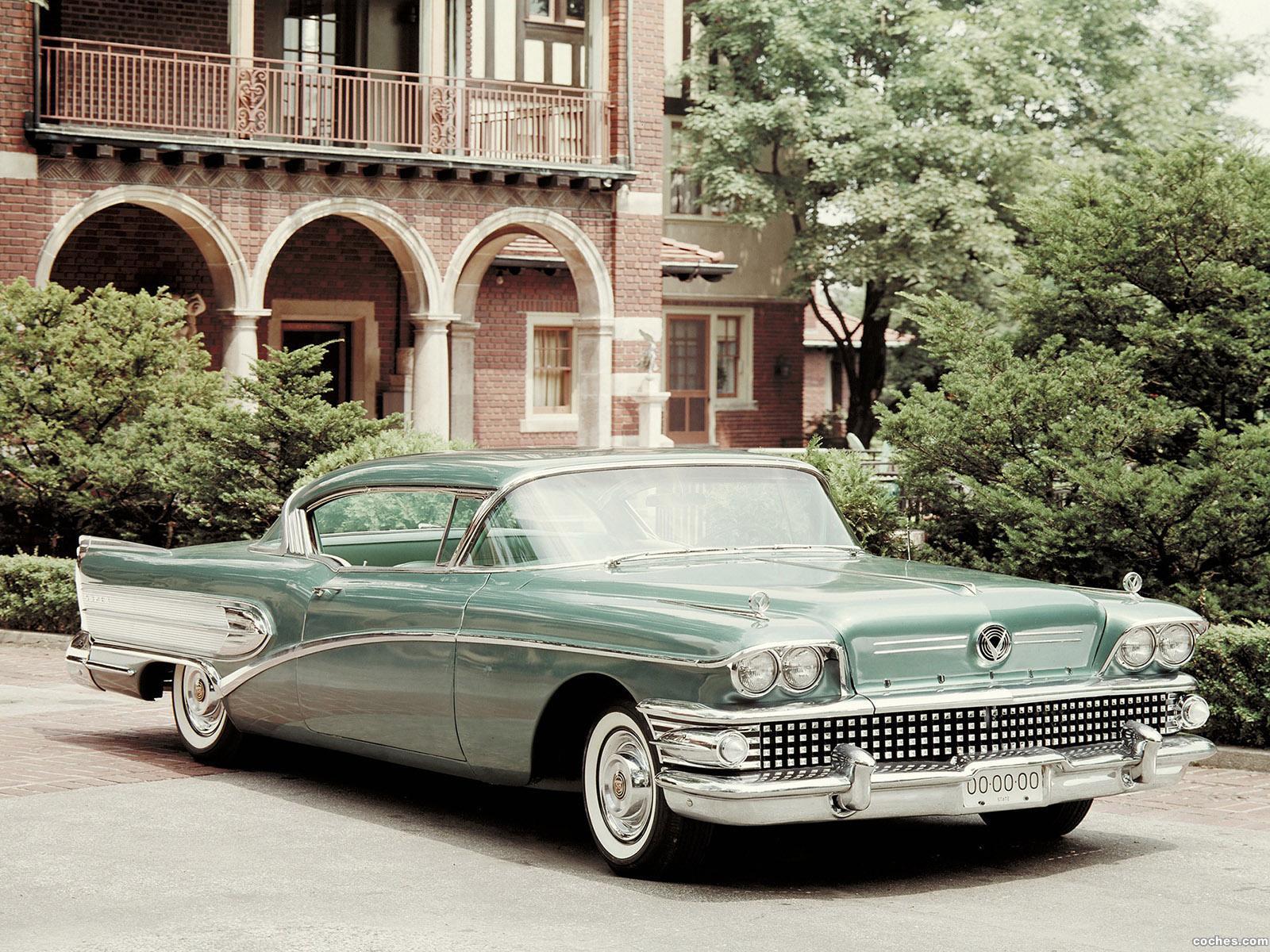 Foto 0 de Buick Super Riviera Coupe 1958