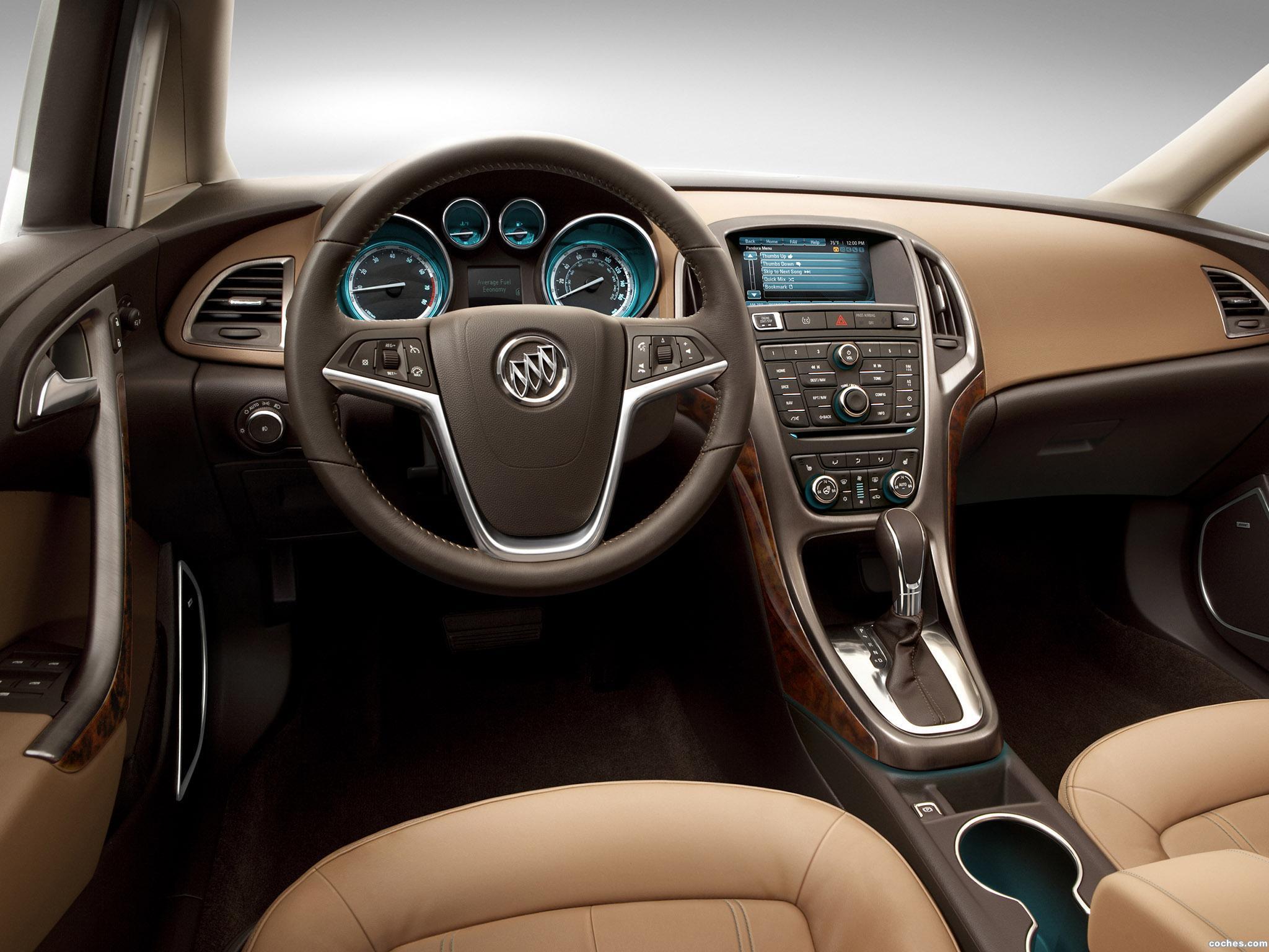 Foto 11 de Buick Verano 2011