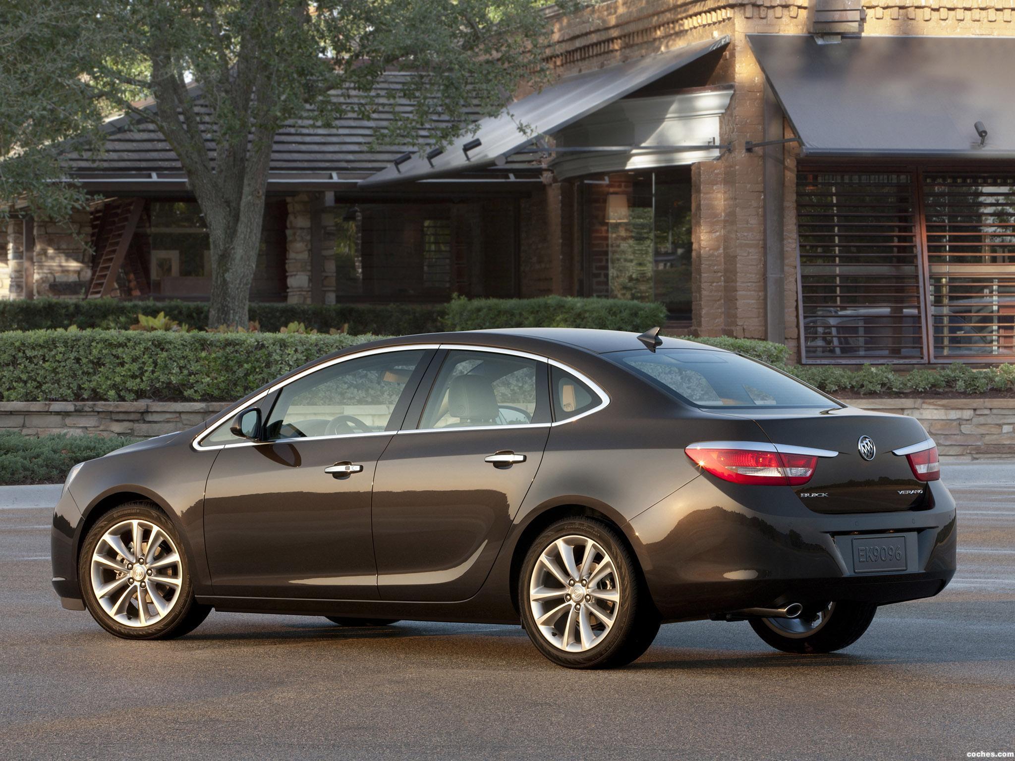 Foto 2 de Buick Verano 2011