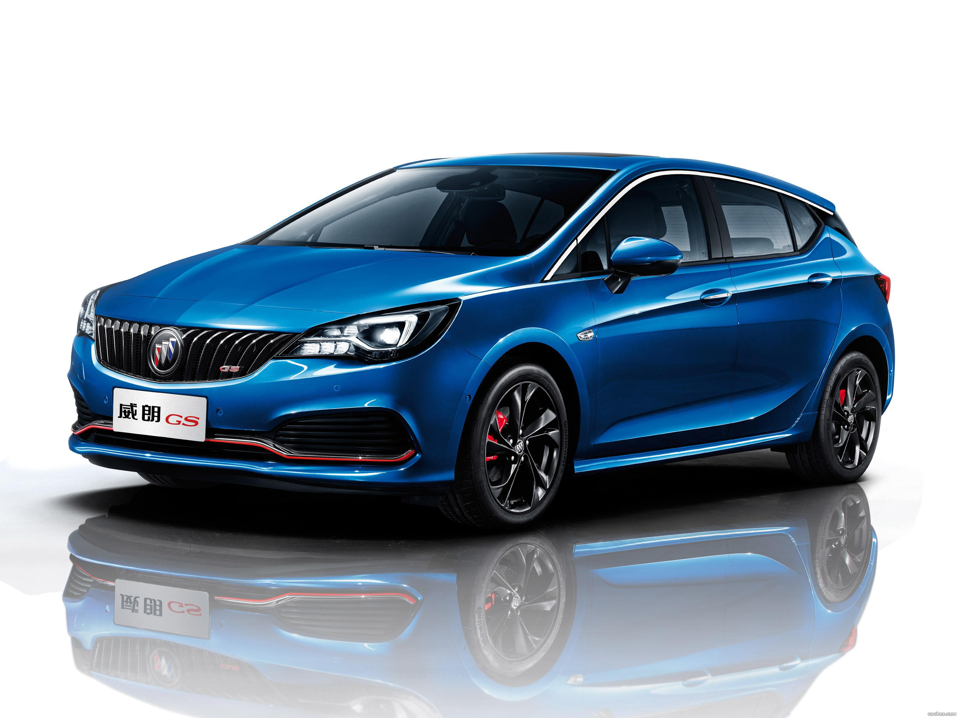 Foto 0 de Buick Verano GS China 2015