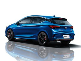 Ver foto 3 de Buick Verano GS China 2015