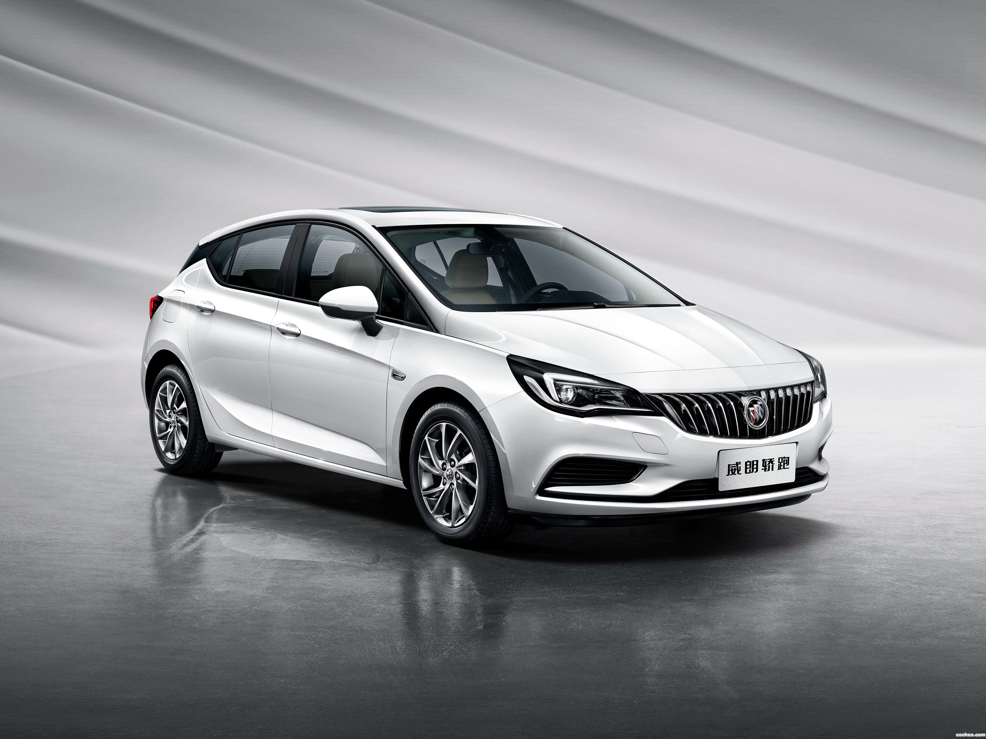 Foto 0 de Buick Verano Hatchback China 2015