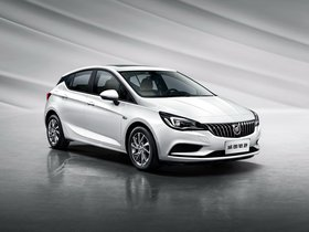 Fotos de Buick Verano Hatchback China 2015