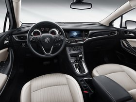 Ver foto 12 de Buick Verano Hatchback China 2015