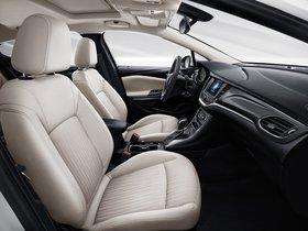 Ver foto 10 de Buick Verano Hatchback China 2015