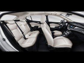 Ver foto 8 de Buick Verano Hatchback China 2015