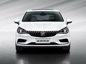 Ver foto 6 de Buick Verano Hatchback China 2015