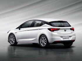 Ver foto 5 de Buick Verano Hatchback China 2015