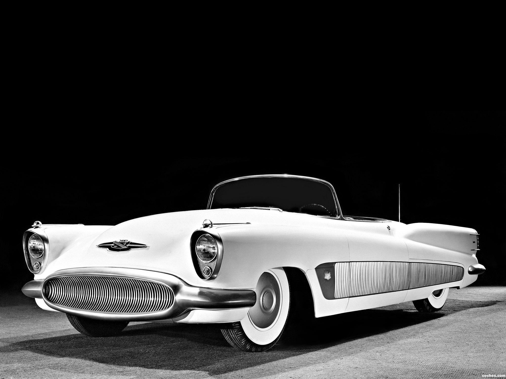 Foto 0 de Buick XP-300 Concept Car 1951