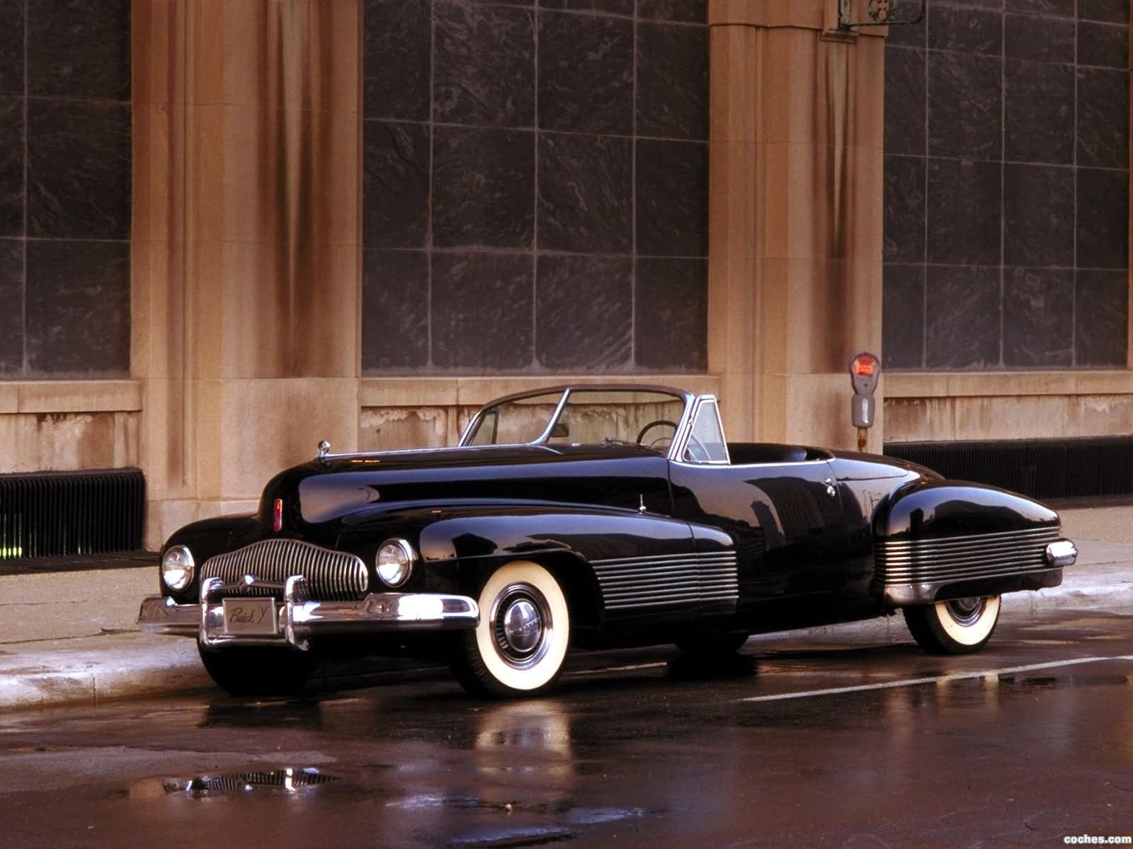 Foto 4 de Buick Y-Job Concept 1938