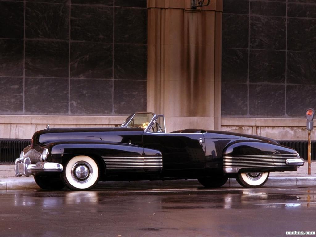 Foto 13 de Buick Y-Job Concept 1938