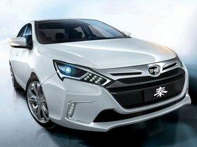 Ver foto 1 de BYD Qin Concept 2012