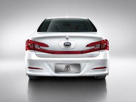 Ver foto 3 de BYD Qin Hybrid 2013