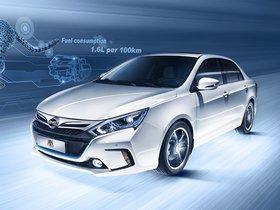 Ver foto 1 de BYD Qin Hybrid 2013