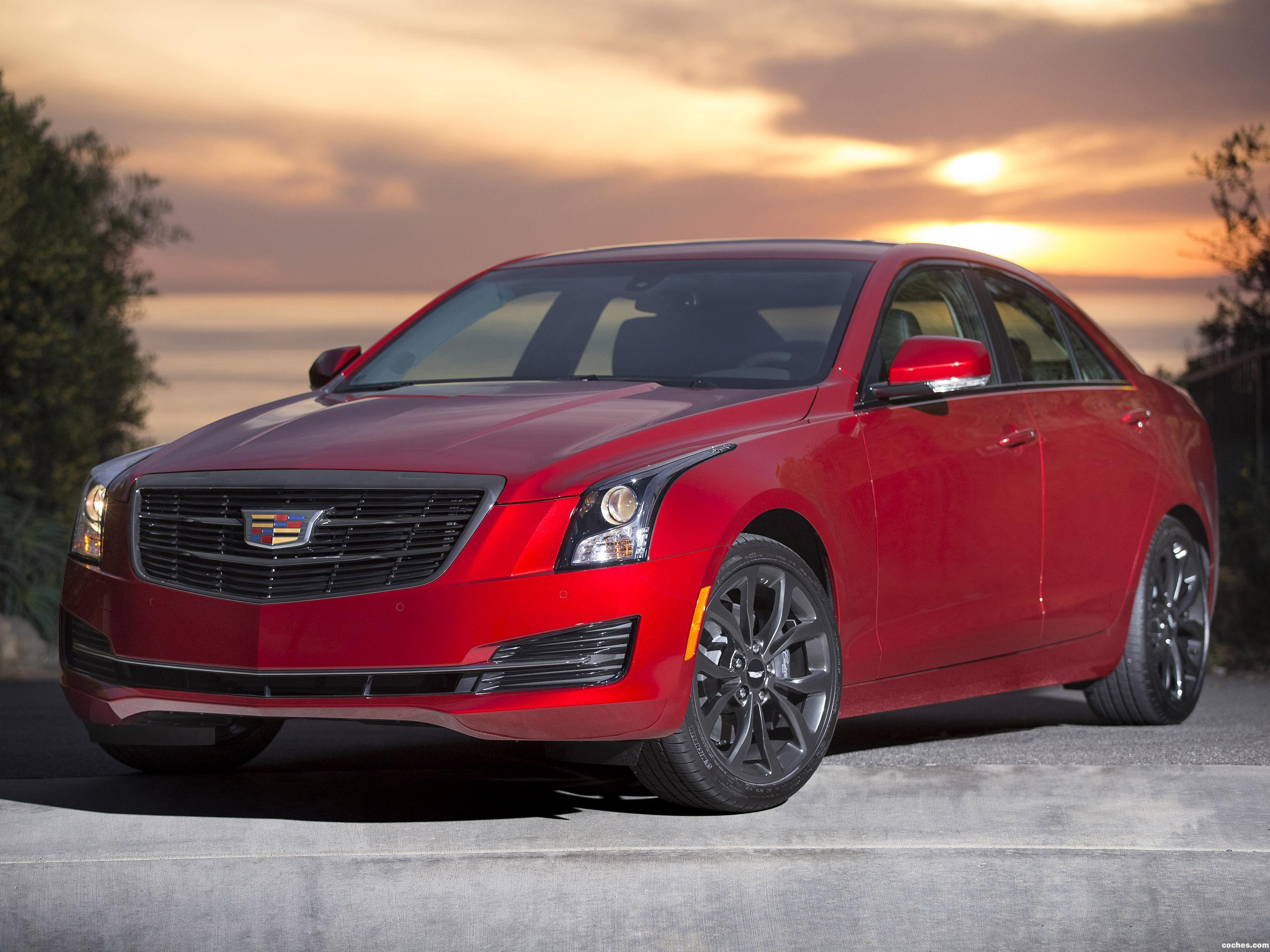 Foto 0 de Cadillac ATS Black Orange 2016